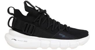 Neil Barrett Neil Barret Essence 2.3 Sneakers In Black Fabric
