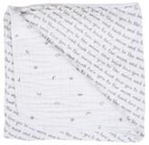 Bebe Au Lait Snuggle Blanket, Love/Luna