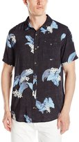 Rusty Men's Melodious Short Sleeve Shirt