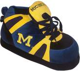 Comfy Feet Men's Michigan Wolverines Shoe Slippers