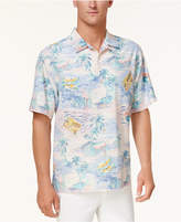 Tommy Bahama Men's Destination: Florida Printed Shirt