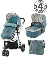 Cosatto Giggle 3-in-1 Pushchair - Fjord