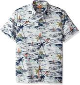 Lucky Brand Men's Aloha Shirt