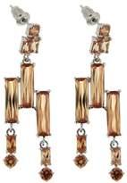 sweet deluxe 624 Brass Stud Earrings