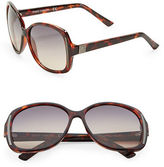 Vince Camuto 76mm Oversized Sunglasses