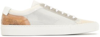 Common Projects Low Top Contrast Panel Sneakers