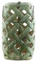 Surya Galilee Jaxson Decorative Medium Lantern in Green