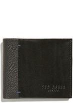 Ted Baker Men's Splitz Leather Wallet - Black