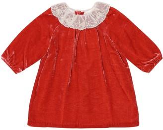 Bonpoint Baby Flavili velvet dress