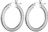 Canyon Women 925 Sterling Silver Silver Earrings