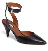 Topshop Women's Jessa Ankle Strap Pump