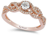 Le Vian Vanilla Diamonds 14K Rose Gold Diamond Ring