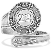 Alex and Ani Number 22 Spoon Ring