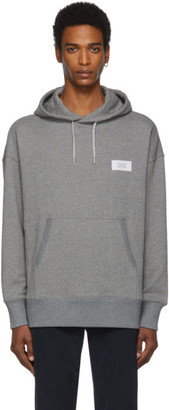 Givenchy Grey Atelier Patch Hoodie