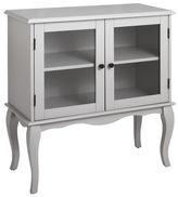 Pier 1 Imports Toscana Dove Gray Cabinet