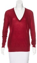 Joseph Cashmere V-Neck Sweater w/ Tags
