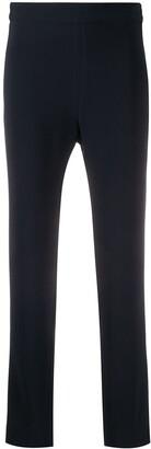 Brag Wette Plain Cropped Trousers