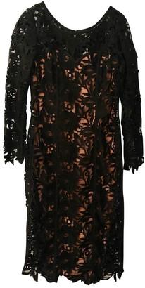 Temperley London Black Lace Dresses