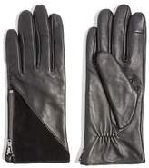 Topshop Core Leather Gloves