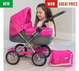 Mamas and Papas Giovarni Ranger Doll Pram