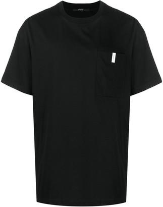 Stampd graphic-print crew neck T-shirt