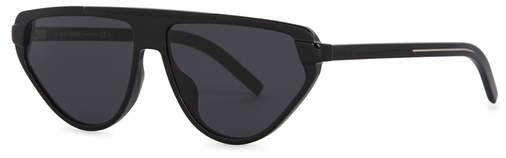 Christian Dior Blacktie 0247S Triangle-frame Sunglasses