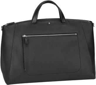 Montblanc Men's Meisterstuck Small Soft Grain Leather Duffel Bag