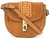 Altuzarra mini Ghianda saddle bag - women - Suede - One Size