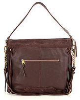 The Sak Tahoe Fringed Hobo Bag