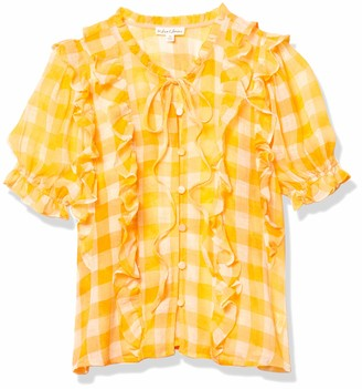For Love & Lemons Women's Button up
