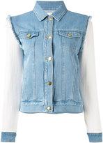 Each X Other hybrid denim jacket - women - Cotton - XS