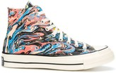 Converse Marble Chuck high-top sneakers