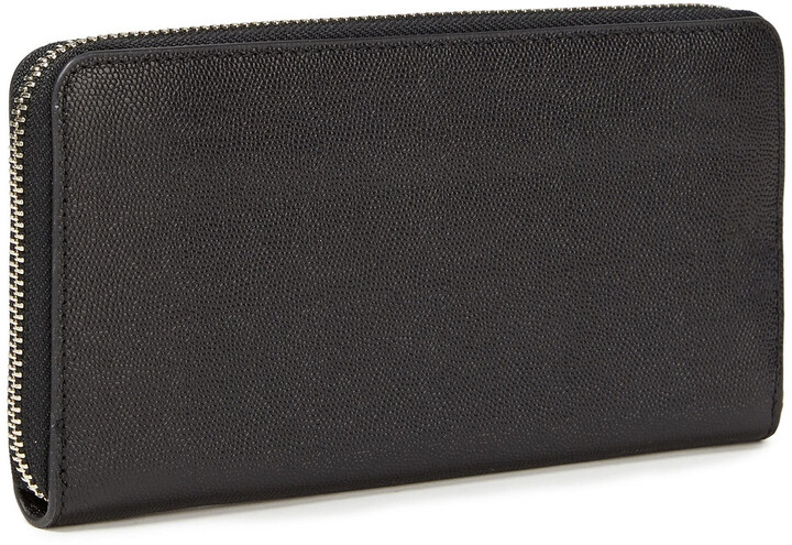 Thumbnail for your product : Rebecca Minkoff Textured-leather Wallet