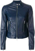 Belstaff quilted motor jacket