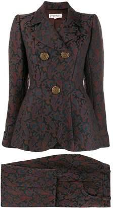 Saint Laurent Pre-Owned 1990s two-piece suit