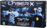 Laser X 2 Player Pack, Black