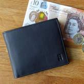 Holly Rose Men's Black Soft Leather Wallet