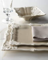 12-Piece Square Baroque Dinnerware Service