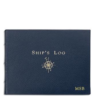 Graphic Image Ship's Log