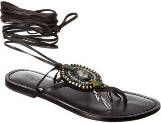 Schutz Centi Leather Sandal