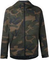 Hydrogen camouflage jacket - men - Cotton/Polyester/Spandex/Elastane - M