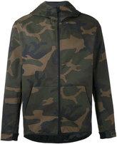 Hydrogen camouflage jacket - men - Cotton/Polyester/Spandex/Elastane - S