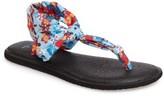 Sanuk Women's 'Yoga Sling - Ella' Sandal
