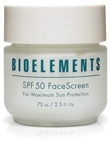 Bioelements SPF 50 Face Screen, 2.3-Ounce