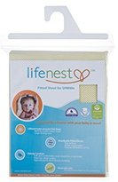 Ubimed Breathable Fitted Sheet for Lifenest, Yellow by