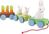 Le Toy Van Petilou Bunny Train