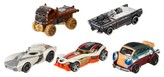 Hot Wheels Star Wars Rogue One: Heroes of the Resistance Character Car 5-Pack