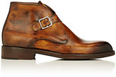 Esquivel MEN'S MONK-STRAP CHUKKA BOOTS