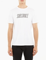 A.p.c. White Cotton Substance T-shirt