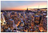 Educa Manhattan Sunset 3,000-pc. Jigsaw Puzzle